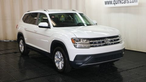 New Volkswagen Atlas 3.6L V6 S