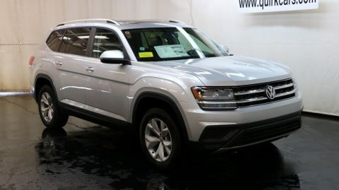 New 2018 Volkswagen Atlas 3.6L V6 Launch Edition AWD