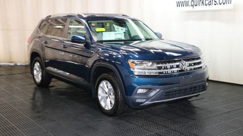 New Volkswagen Atlas 3.6L V6 SE