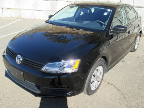 Certified Used Volkswagen Jetta Sedan