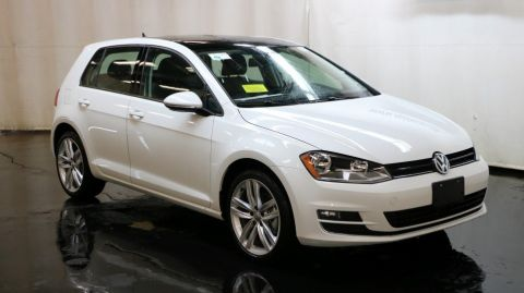 New Volkswagen Golf SEL