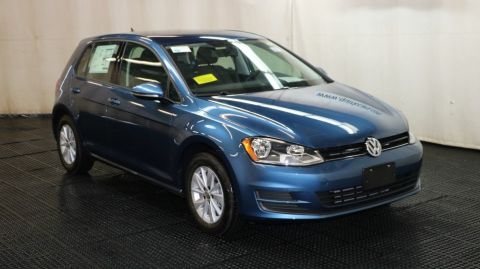 New Volkswagen Golf S