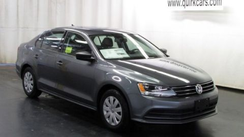 New Volkswagen Jetta Sedan 1.4T S w/Technology