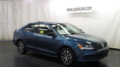 New Volkswagen Jetta Sedan 1.4T SE
