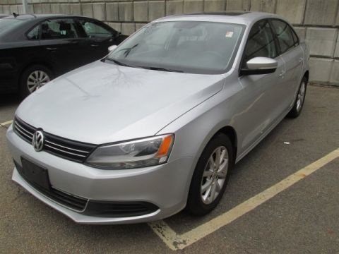 Used Volkswagen Jetta Sedan SE