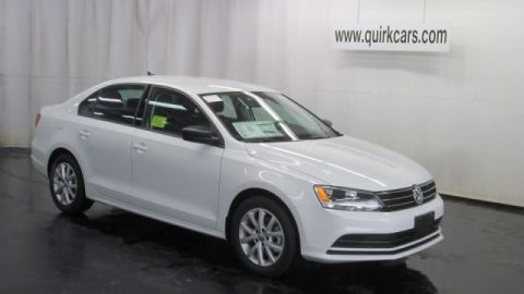 New Volkswagen Jetta Sedan 1.8T SE