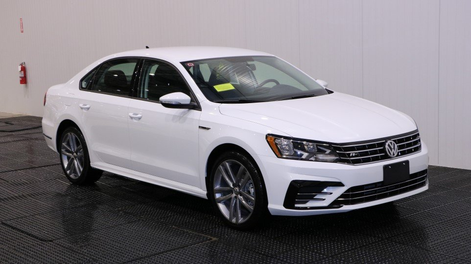 New 2018 Volkswagen Passat R Line 4dr Car In Braintree