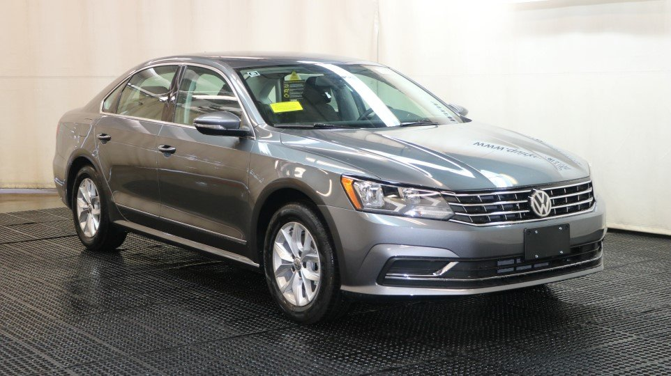 new 2017 volkswagen passat 1 8t s 4dr car in braintree v34363 quirk volkswagen ma. Black Bedroom Furniture Sets. Home Design Ideas