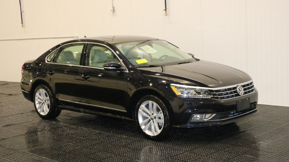 New 2018 Volkswagen Passat 2 0t Sel Premium 4dr Car In