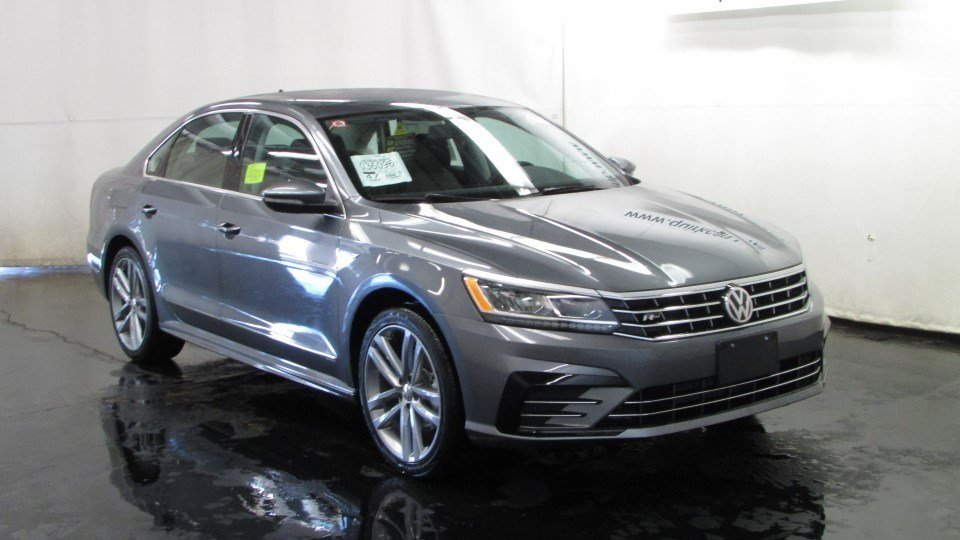 new 2017 volkswagen passat r line w comfort pkg 4dr car in. Black Bedroom Furniture Sets. Home Design Ideas