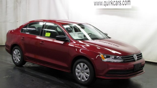 New Volkswagen Jetta Sedan 1.4T S