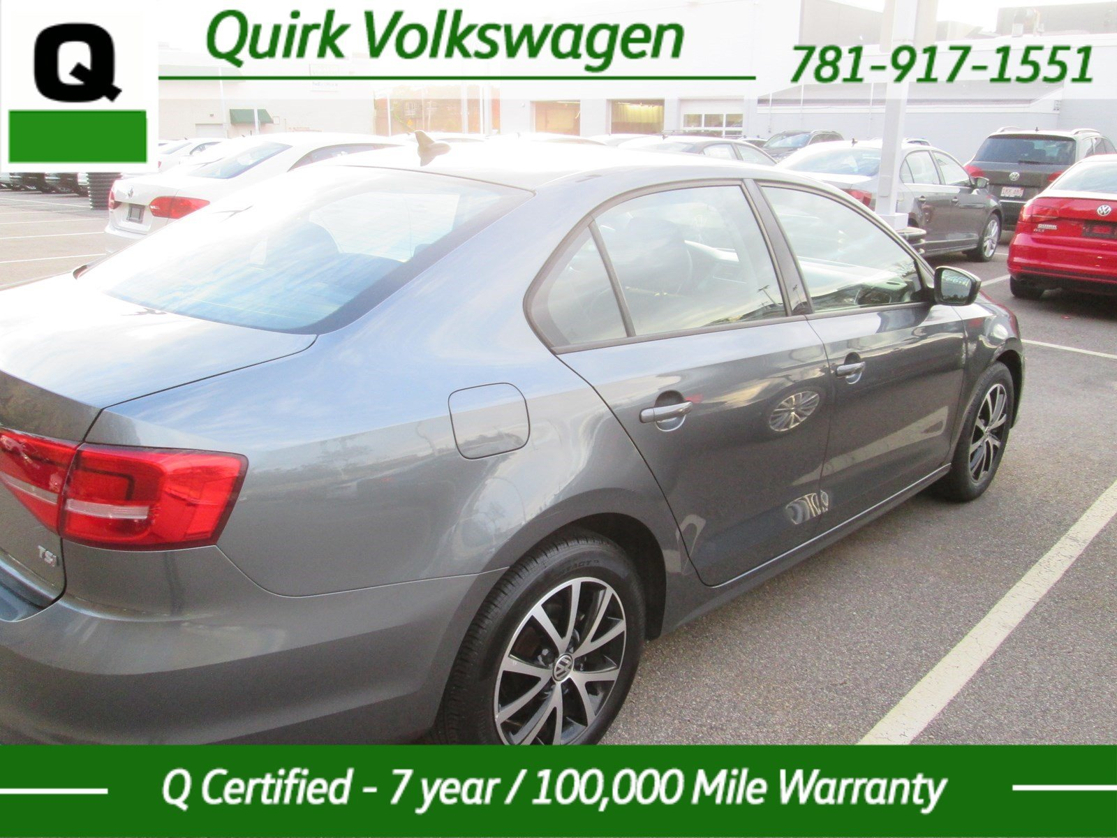 certified pre owned 2015 volkswagen jetta sedan 1 8t se 4dr car in braintree vu7314 quirk. Black Bedroom Furniture Sets. Home Design Ideas