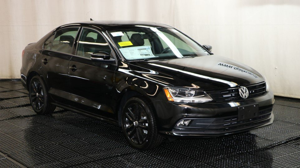 New 2018 Volkswagen Jetta 1 8t Se Sport 4dr Car In