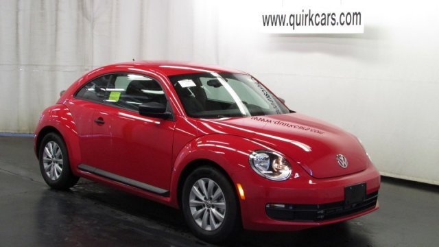 New Volkswagen Beetle Coupe 1.8T S
