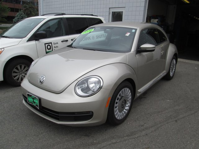Used Volkswagen Beetle Coupe 2.5L