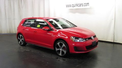 New 2017 Volkswagen Golf GTI S