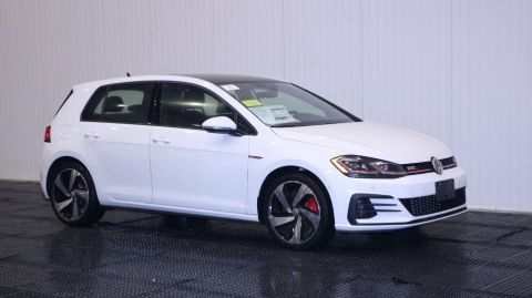 New 2018 Volkswagen Golf GTI Autobahn
