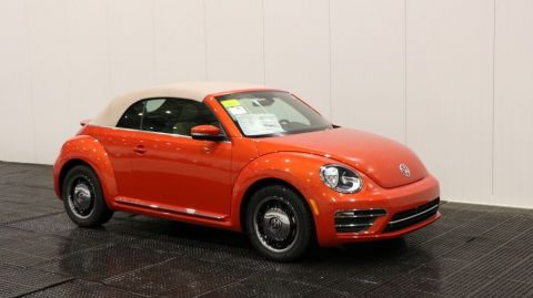 New 2018 Volkswagen Beetle Convertible Coast