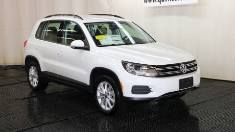 2017 Volkswagen Tiguan Limited AWD
